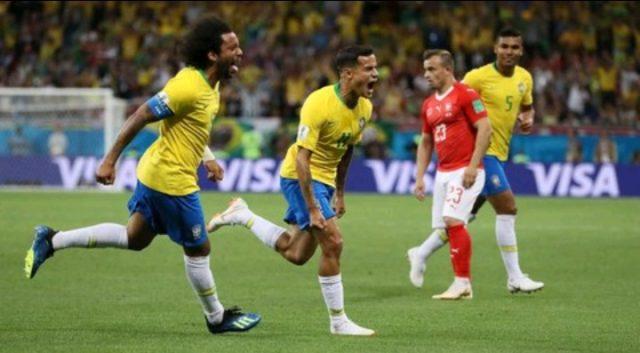 piala dunia 2018 brasil vs swiss imbang 1 1 bantennews