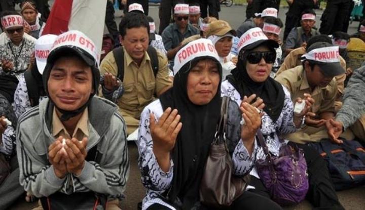 Syarat Guru Honorer Bisa Terima Gaji dari Dana BOS | BantenNews.co.id