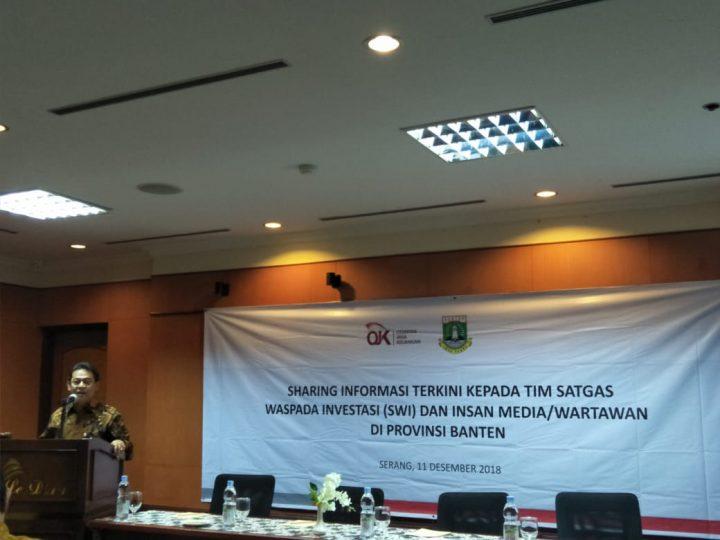 Banyak Fintech Bodong, OJK Banten Ajak Masyarakat Waspada ...