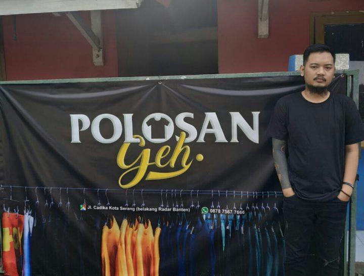 Nyari Baju Polos Kunjungi Distro Polosangeh Di Kota Serang Bantennews Co Id Berita Banten Hari Ini