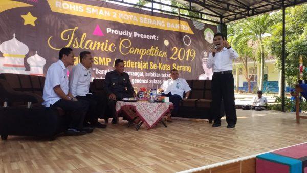 Puluhan Pelajar Smp Di Kota Serang Bersaing Di Islamic Competition Bantennews Co Id