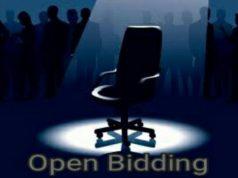 Ilustrasi Open Bidding. (doc.google)