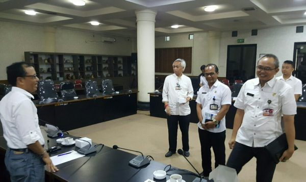 Bahas Website Pemkot yang Diretas, DPRD Cilegon : Isinya Kan Cuma Profil OPD