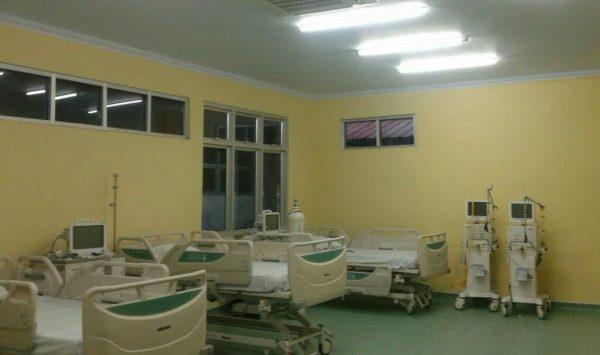 RSUD Cilegon Rampungkan Ruang Isolasi Sementara Pasien Covid-19