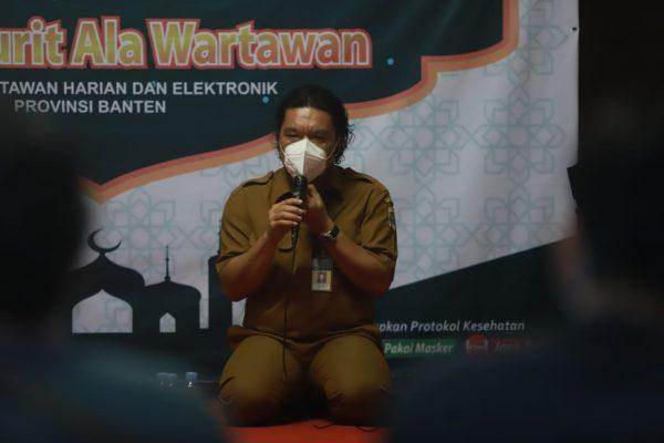 Ditanya Kelanjutan Pinjaman PT SMI, Sekda Banten: Tinggal Satu Step Lagi