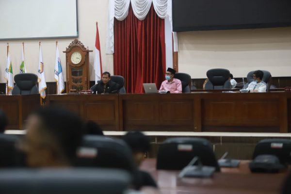 Sosialisasikan Raperda Fasilitasi Ponpes, Budi: Pemerintah Dapat Intervensi Pembangunan