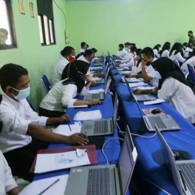 Seleksi CPNS di Kabupaten Pandeglang - foto istimewa